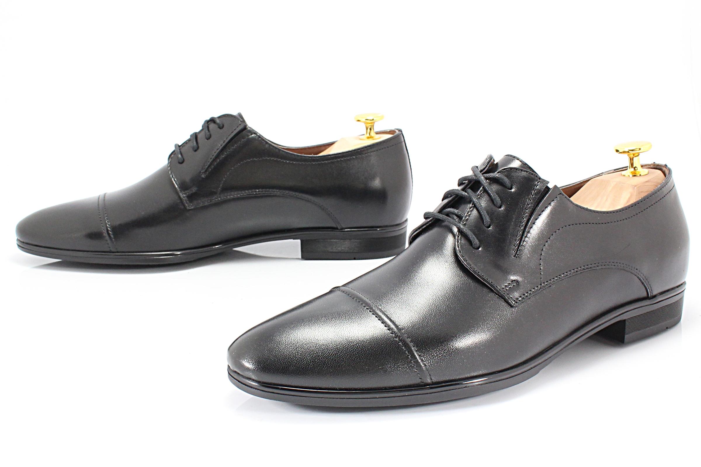 c6fd58c1 NORD 8403 CZARNE - Klasyczne buty wizytowe - Sklep Obuwniczy KENT